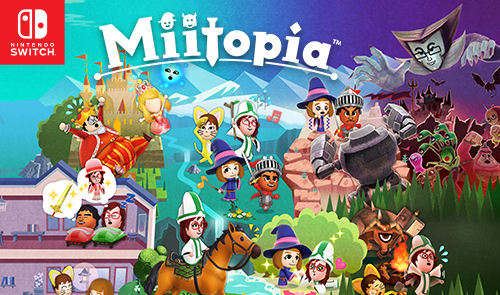 500x295 px Miitopia